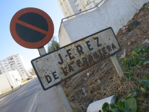 Lost in Jerez. [Photo by MAGNETO]