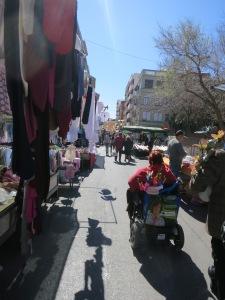 A slice of Cabañal market. [Photo by REBEKAH]